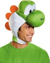Yoshi Nintendo® muts voor volwassenen - Verkleedhoofddeksel