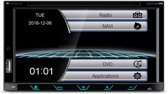 Navigatie HYUNDAI Sonata (NF) 2008-2010 inclusief frame Audiovolt 11-069