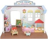 Sylvanian Families 5050 Speelgoedwinkel  - Speelfigurenset