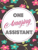 One Amazing Assistant