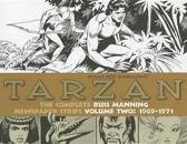 Tarzan The Complete Russ Manning Newspaper Strips Volume 2 (1969-1971)