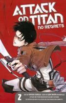 Attack on Titan - No Regrets
