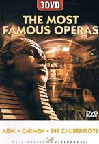 The Most Famous Operas (Aida-Carmen-Zauberflote)
