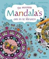 De mooiste mandala's om in te kleuren