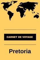 Carnet de voyage Pretoria