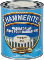 Hammerite Radiatorlak Wit 750 ML