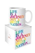 Quotable Mug Life is a Journey