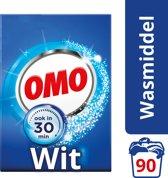 Omo Wit Waspoeder - 90 wasbeurten - Wasmiddel