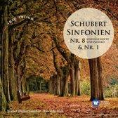 Schubert Symphony Nos 1 & 8