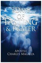 3 Days of Fasting and Prayer