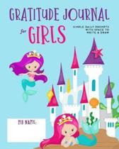Gratitude Journal for Girls