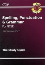 Spelling, Punctuation and Grammar for Grade 9-1 GCSE Study Guide