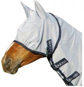 Bucas Buzz-Off Fly Mask Blue M