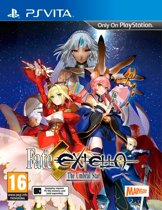 Fate Extella: The Umbral Star - PS Vita