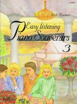 Easy listening piano souvenirs 3