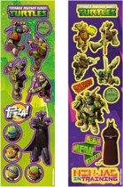 Nickelodeon Stickers Ninja Turtles 92 Stuks
