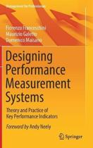 Designing Performance Measurement Systems
