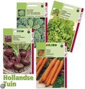 HT Hollandse Tuin 4 zakjes zaden