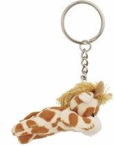 Giraffe sleutelhanger 6 cm