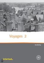 Boek cover Handleiding Voyages van P. Rousseau