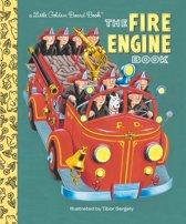 The Fire Engine Book Board Book