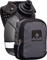 Nathan Quickshot Plus 300ml Blacklight Black reflective - Handfles