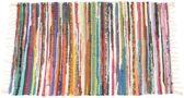 Meisterhome Multicolor vloerkleed - 90 x 60 cm