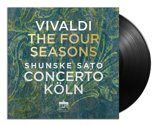 Vivaldi: The Four Seasons (LP)