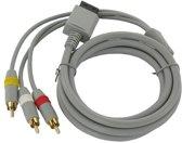 Dolphix Composiet AV kabel voor Nintendo Wii - 1,5 meter
