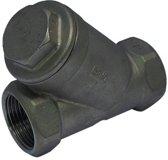 657 - G1-1/2'' Y-Filter RVS - 657S112