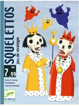 djeco kaartspel - squelettos