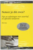 Cahier Communicatie - Noteer je dit even?