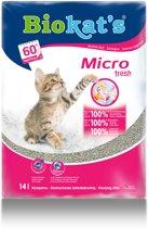 Biokat's Micro Fresh - Kattenbakvulling - 14 l