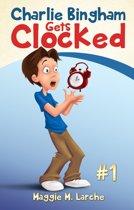 Charlie Bingham Gets Clocked