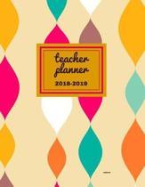 Teacher Planner 2018 - 2019 Omicron