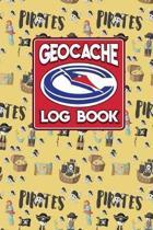 Geocache Log Book