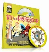Heerlijke hoorspelen: de vlo en de professor (boek+cd)