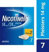 Nicotinell Pleisters TTS 20 -14 mg - 7 Stuks