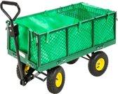 XXL Bolderkar bolderwagen tuinkar transportkar 401418