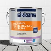 Sikkens Rubbol BL Rezisto Satin Pigeon 25 2,5 liter