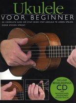 Ukulele Lesboek voor Beginners (Boek)