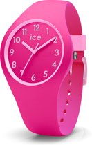 Ice Watch Ola kids - IW014430 - Horloge - Silicone  - Roze  - <br/>34 mm