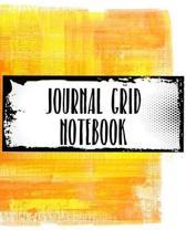 Journal Grid Notebook