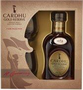 Cardhu Gold - 70 cl + 2 glazen