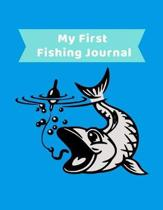 My First Fishing Journal