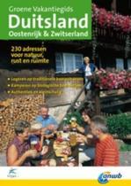 Duitsland. Oostenrijk & Zwitserland. Groene vakantiegids