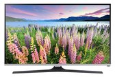 Samsung UE40J5100AW 40'' Full HD Zwart, Zilver LED TV