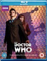 Doctor Who - Series 4 [Blu-ray] (geen NL ondertiteling)