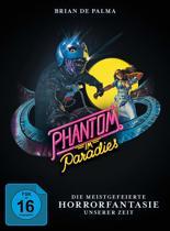 Phantom of the Paradise (1974) (Blu-ray & DVD in Mediabook) (import)