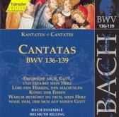 Cantatas BWV136-139